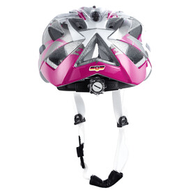 Alpina Panoma Helmet pearlwhite-magenta